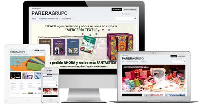 Tienda Parera Grupo - Prestashop, Integración IBM AS400