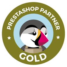 Partner oro certificado en Prestashop