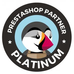 Partner platinium certificado en Prestashop