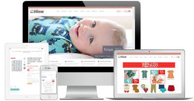 LEPETITBAOBAB - Productos para bebé y artículos infantiles - Ofrecen fibras de origen ecológico en la medida de lo posible, como algodón orgánico GOTS, o que aporten beneficios a la salud