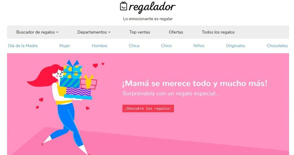 Optimiza tu Web para el Día de la Madre
