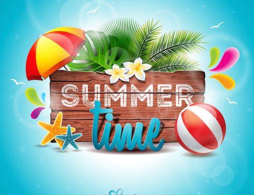 21 de Junio. El verano ya llegó!