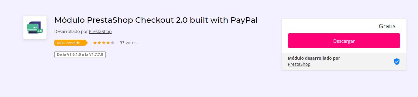 Ofrecer diferentes métodos de pago